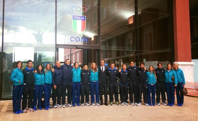 nazionale padel italia paddle