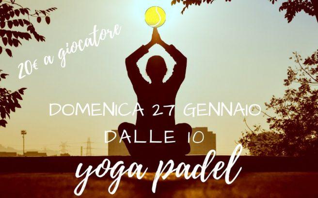 yoga oadel, padelnostro