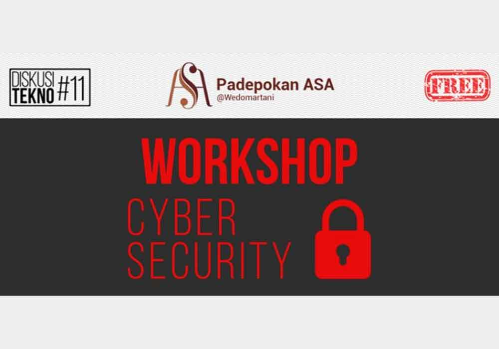 Diskusi Tekno #11 : Cyber Security