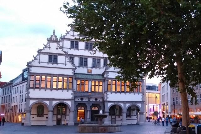 Stadt Paderborn Rathaus