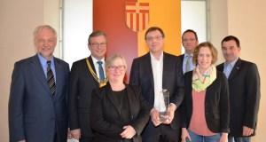 Rathaus Empfang Uni Paderborn Hochschule des Jahres