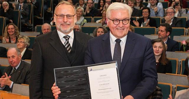 Steinmeier Uni Paderborn Ehrendoktor