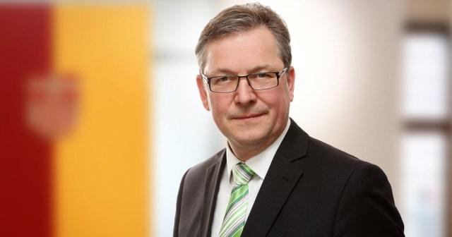 Bürgermeister Michael Dreier Paderborn