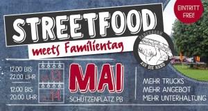 Paderborn auf die Hand Streetfood-Festival