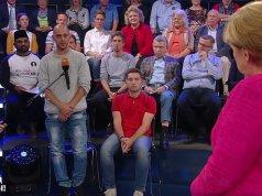 Paderborner Ferdi Idref Angela Merkel ZDF