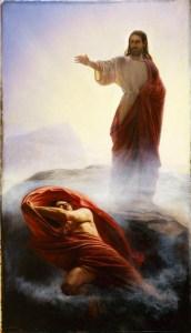 Isus Pobeđuje Sotonu