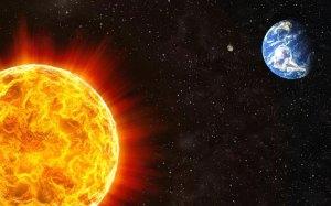 Sunce i zemlja