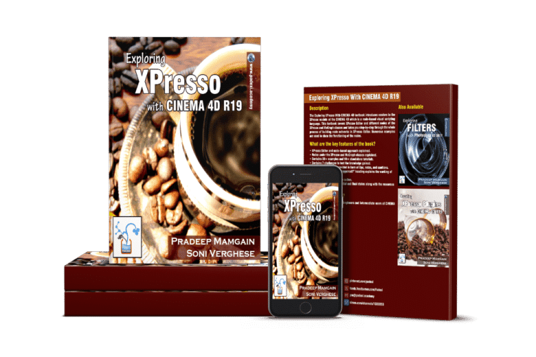 Book – Exploring XPresso With CINEMA 4D R19