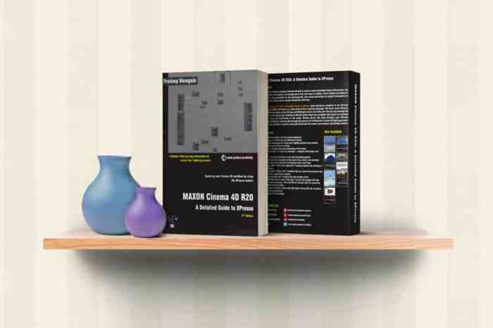 Cinema 4D Book - MAXON Cinema 4D R20: A Detailed Guide to XPresso