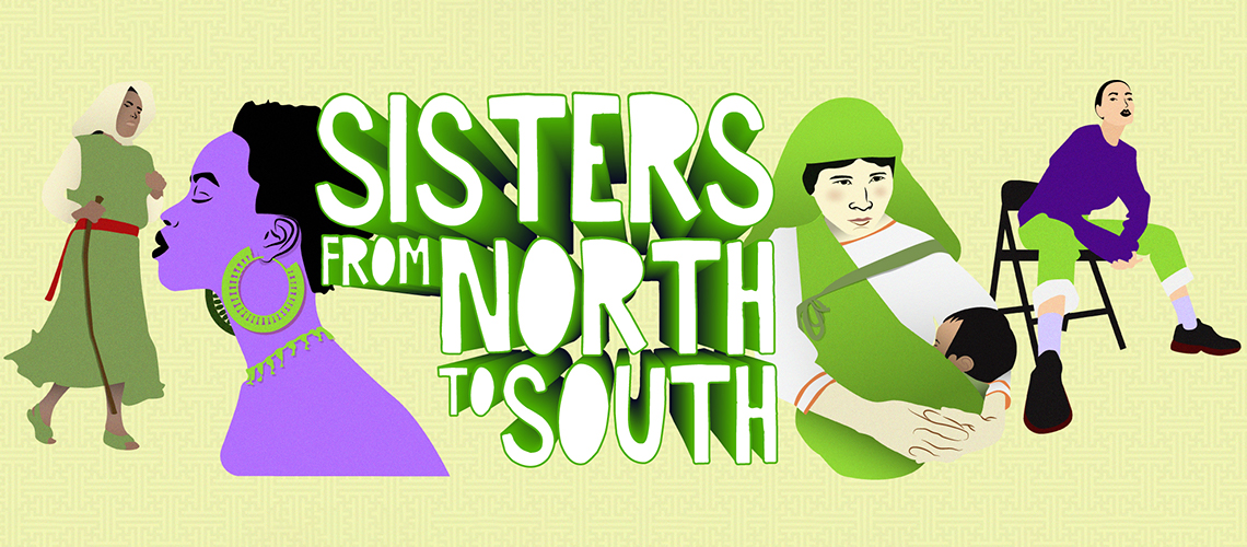 Sisters from North to South