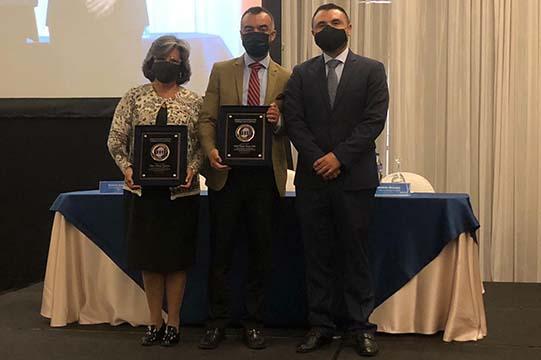 Unidad de Investigación Criminal de la Defensa (UID) de Colombia reconoce al equipo de CTOC-PADF.