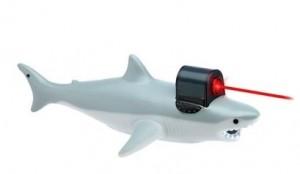 shark lazer pointer