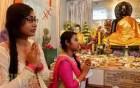 চট্রগ্রামে ধাতু প্রদর্শনীসহ সংঘদান ও জ্ঞাতিভোজের আয়োজন