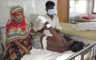 বাগমারায় দু'পক্ষের সংঘর্ষে নারীসহ ৮ জন আহত