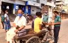 রাজশাহীতে লকডাউনে পঞ্চম দিনে পুলিশের কড়াকড়ি