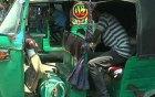 চাঁপাইনবাবগঞ্জে গ্যাস সিলিন্ডার নিয়ে সিএনজির বেপরোয়া গতি