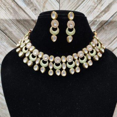 Kundan Premium Quality Necklace