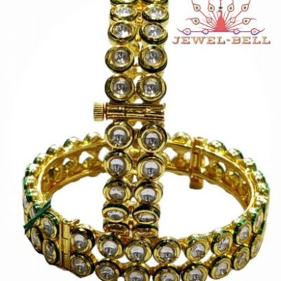 best quality kundan openable bangles
