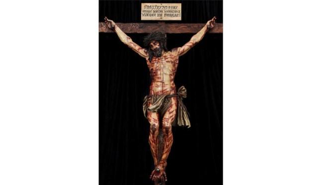 Colgado de la Cruz