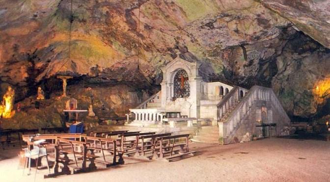 Santa María Magdalena en la Sainte Baume