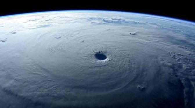 ojo de tormenta