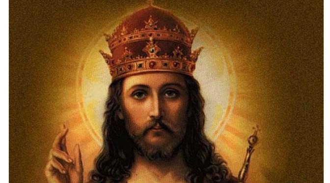 El reinado de Cristo