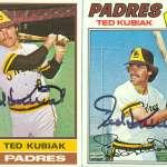 Ted Kubiak - Padres