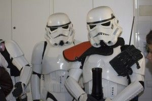 Soldados Imperiales de la Legión 501