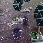 Tablero para Star Wars X-Wing