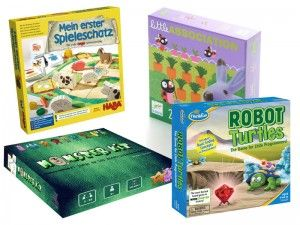 Juegos de mesa para niños de 3 a 5 años