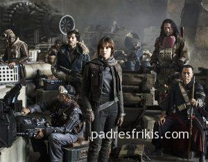 rogue one rebeldes