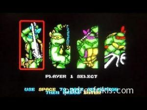 spectrum ZX ninja turtles