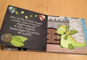 cuento dragon