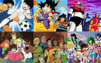 dibujos animados infancia