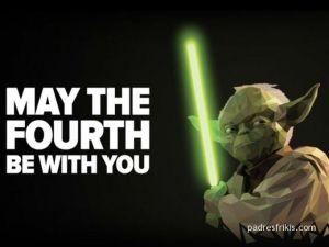 4 mayo Star Wars