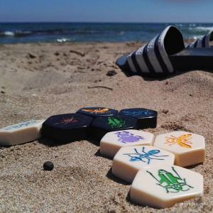 juegos de mesa y cartas para la playa