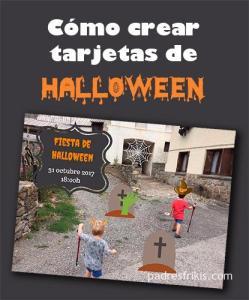 Cómo crear tarjetas de Halloween