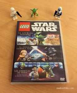 LEGO Star Wars DVD