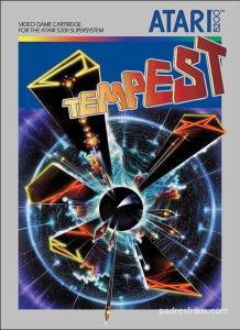 Tempest, de Atari