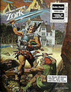 Zork I: The Great Underground Empire