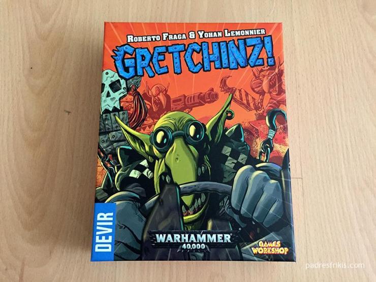 Gretchinz juego
