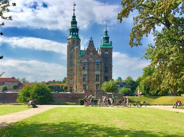 Palacio de Rosenborg, Copenhague