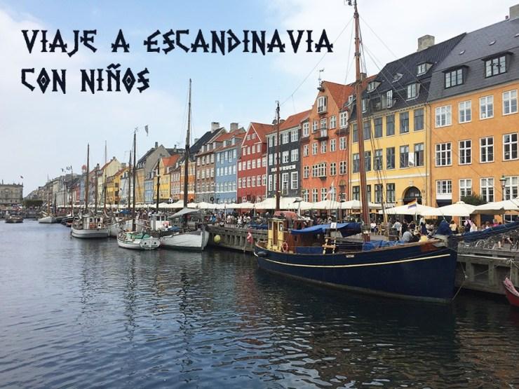 Viaje a Escandinavia con niños