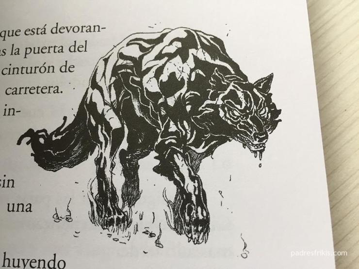 Lobo de 22 minutos tibicenas