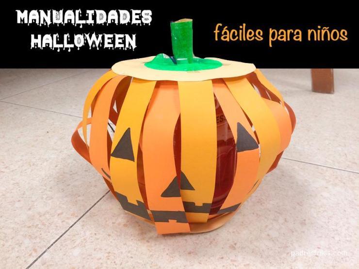 Manualidades Halloween Ninos.7 Manualidades Para Halloween Faciles Para Ninos Padres Frikis
