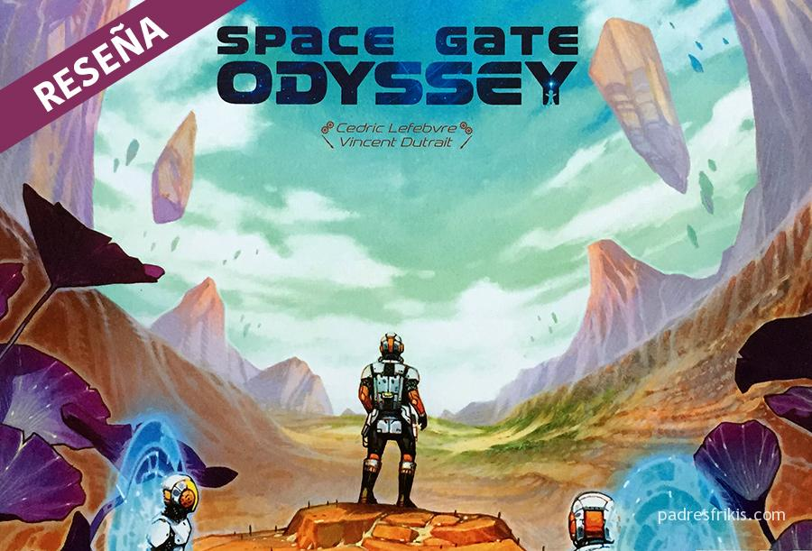 Space Gate Oddysey