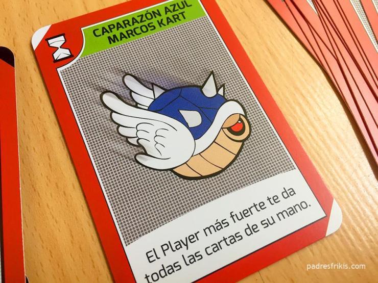 Caparazón azul No game over