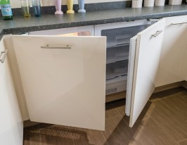 Willerby Clearwater Lodge Fridge Freezer