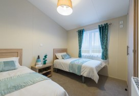 Willerby Clearwater Lodge Bedroom