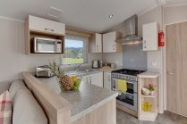 Willerby Sierra Kitchen
